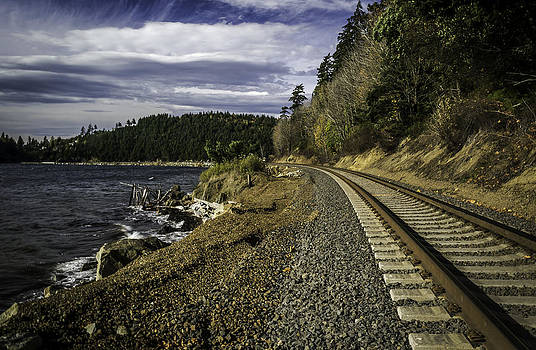 Teddy Bear Cove Railway by Blanca Braun