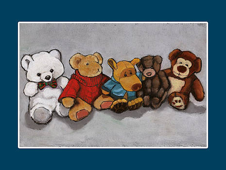 Joyce Geleynse - Teddy Bear Friends