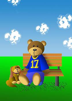 Jeanette K - Teddy Bear