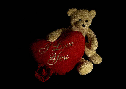 Regina  Williams  - Teddy Bear Love 1