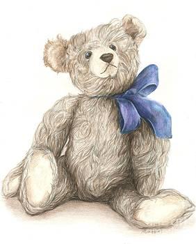 Teddy study 2 by Meagan  Visser