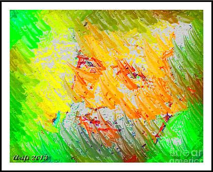 Tefik Krasniqi portrait- 04232013 by Arif Zenun Shabani