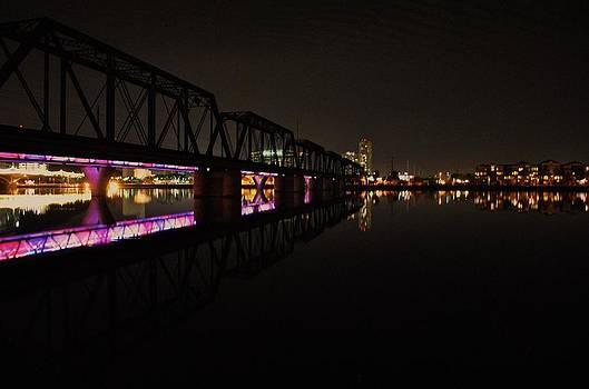 Tempe Bridge by Melissa Pollock