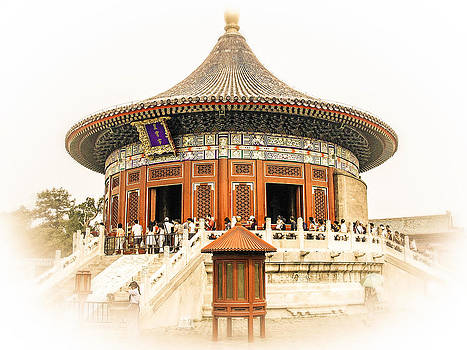 Temple of Heaven by Bill Boehm