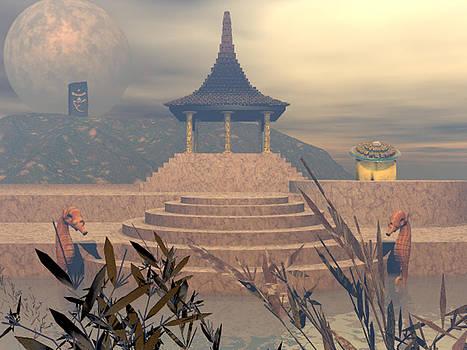 Temple Tsym Re'Taw by Mark L Watson