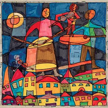 Tempo by Dora Ficher