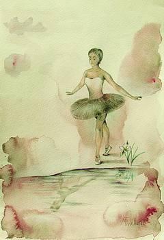 Tempting Narcissus by Marlene Tays Wellard