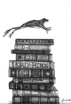Ten Lords A Leaping by J Ferwerda