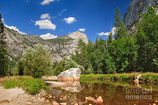 Charles Kozierok - Tenaya Canyon Vista