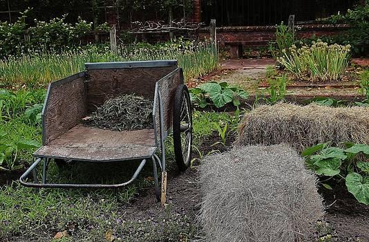 Paulette Thomas - Tending to the Garden