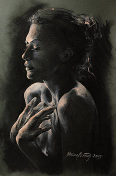 Tenebris by Dorina  Costras