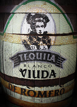 Tequila Advert by Norman Pogson