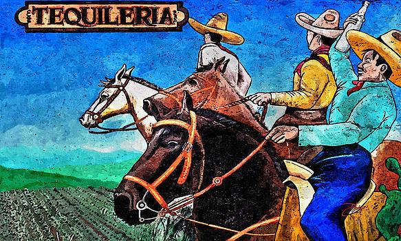 Tequila Vaquero by Dancin Artworks