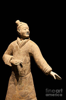 Fototrav Print - Terracotta Warrior in Xi