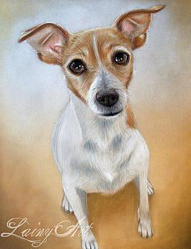 Terrier by Alaina Ferguson