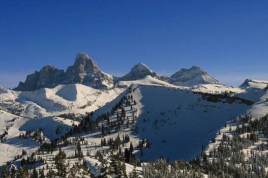Raymond Salani III - Teton Backcountry