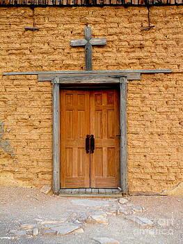 Texas Church by Avis  Noelle
