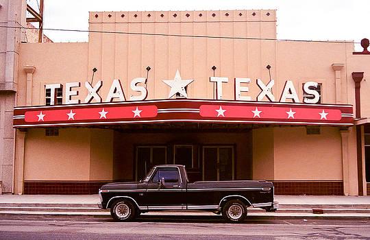 Texas Texas by Will Gunadi
