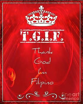 Thank God I'm Filipino by Daryl Macintyre