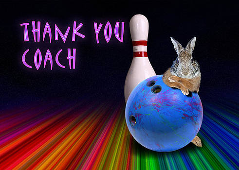 Jeanette K - Thank You Coach Bunny