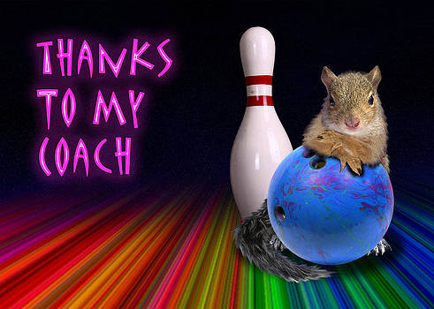 Jeanette K - Thanks To My Coach Squirrel