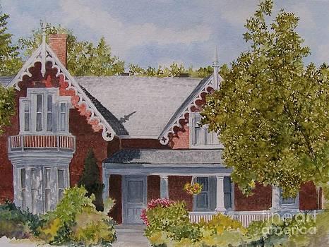 That House by Jackie Mueller-Jones