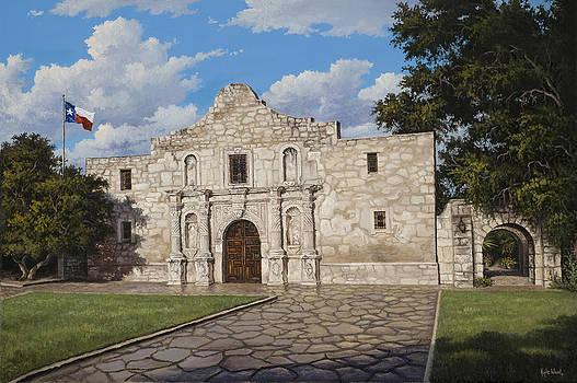 The Alamo by Kyle Wood