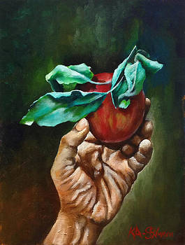 The Apple by Ka-Son Reeves