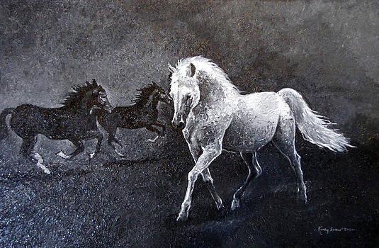 The Arabians by Rinky Upadhyay