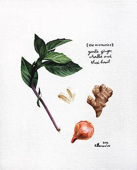 The Aromatics by Kayleigh Semeniuk