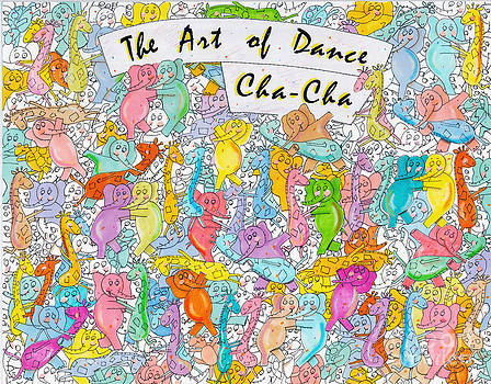 The Art of Dance / Cha-Cha by Aaron Koster