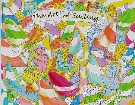 The Art of Sailing by Aaron Koster