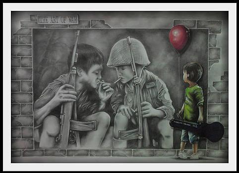 The Art of War by Chris Mc Crossan