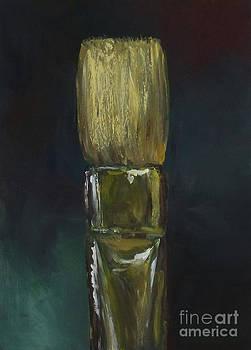 The Artist's Voice by Kristine Kainer