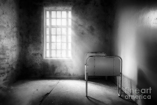 The Asylum Project - Empty Bed by Erik Brede