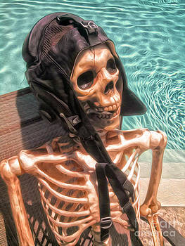 Gregory Dyer - The Aviator Skeleton