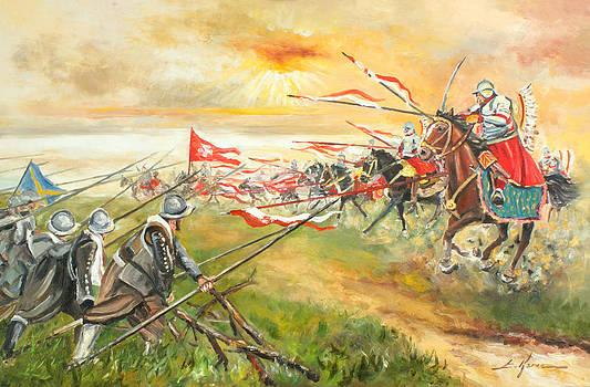 The Battle of Kircholm by Luke Karcz