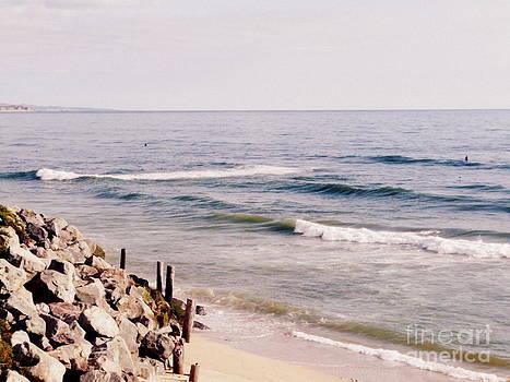 The Beach by Avis  Noelle