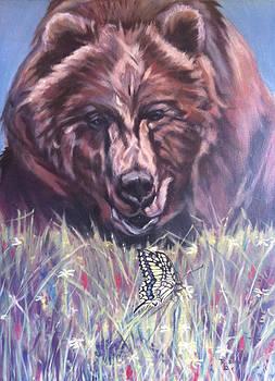 The Bear 2 by Rayna DeHoog