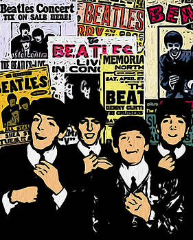 The Beatles by GR Cotler