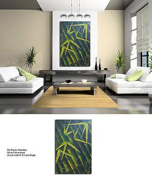 The Beauty Of Bamboo by Prabhootty Parambath