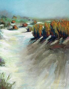 Desert Snow by Frances Marino