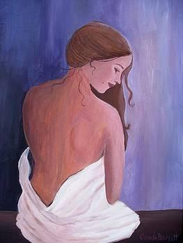The Beauty of Silence by Glenda Barrett
