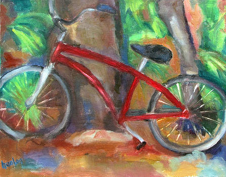 The Bicycle by Susan Hanlon