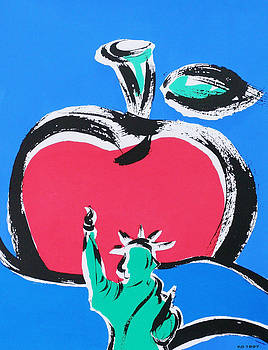 The Big Apple by Katharine Green