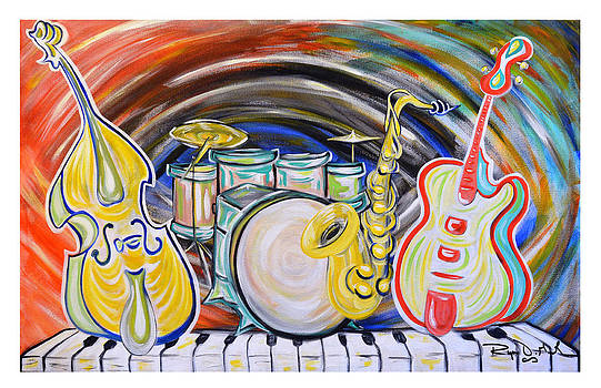 The Big Band by Ryan D Merrill