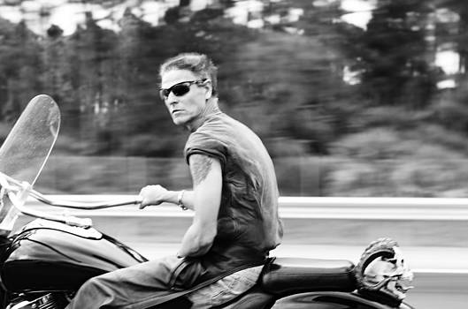 The Biker by Laura Fasulo