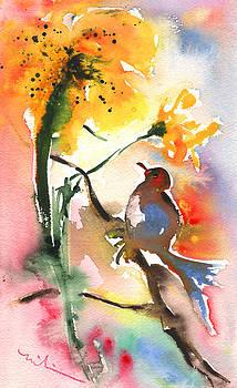 Miki De Goodaboom - The Bird and The Flower 01
