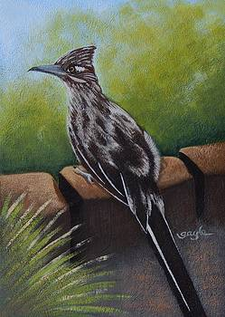 The Bird is the Word by Gayle Faucette Wisbon