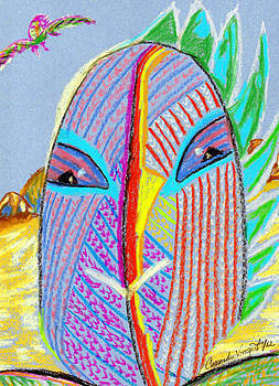 The Bird People by Cassandra Vanzant